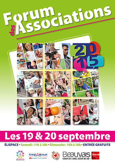Forum des Associations 19 et 20 septembre 2015