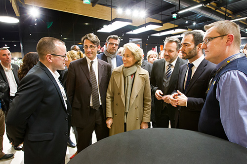 Inauguration du magasin LIDL