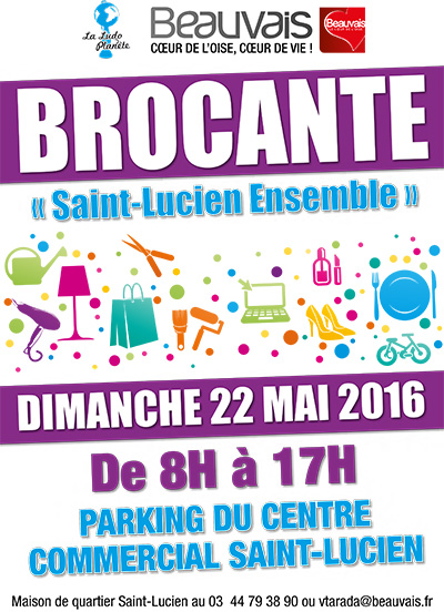Brocante Saint-Lucien Ensemble