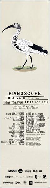 Pianoscope 2014