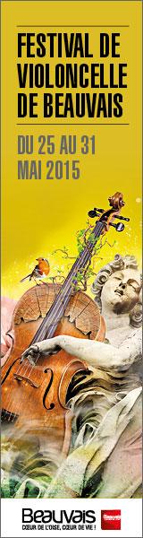 Festival de Violoncelle de Beauvais 2015