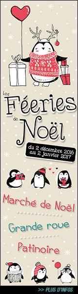 Les féeries de Noël à Beauvais