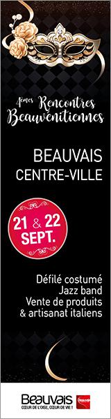 4ème Rencontres Beauvénitiennes - 21 et 22 septembre 2019