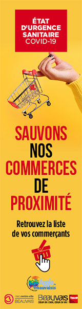 Covid-19 : Aidons nos commerçants !