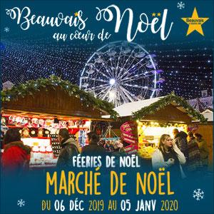 Féeries de Noël 2019 - Le marché de Noël