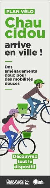 Beauvais accélère son Plan Vélo