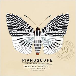 10ème édition du festival Pianoscope
