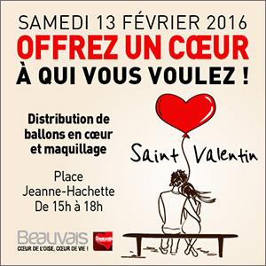 Saint-Valentin 2016