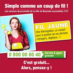 Fil Jaune - Beauvais