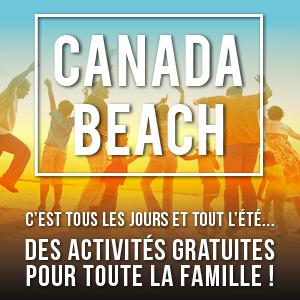 canada beach