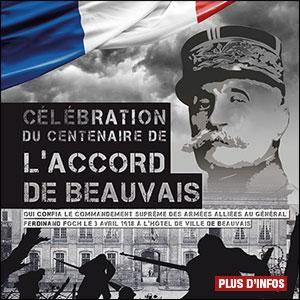 Centenaire de l'accord de Beauvais