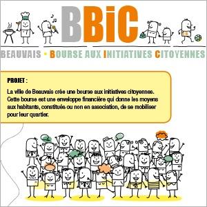 Bourse aux Initiatives Citoyennes 2019