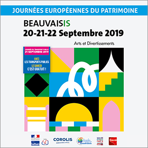 Journées Européennes du Patrimoine 2019 - du 20 au 22 septembre 2019