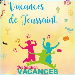 Porgrammation Temps Libre Vacances de la Toussaint 2019