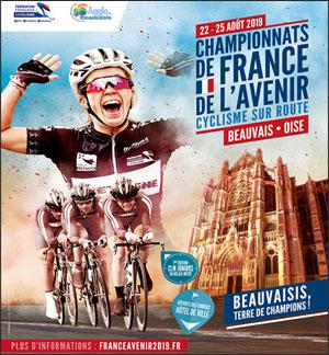 CHAMPIONNATS DE FRANCE DE L'AVENIR 2019