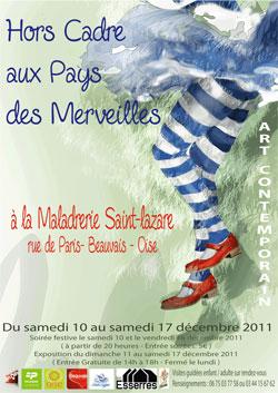 Concert Bass Trio au pays des merveilles à la Maladrerie Saint-Lazare à Beauvais
